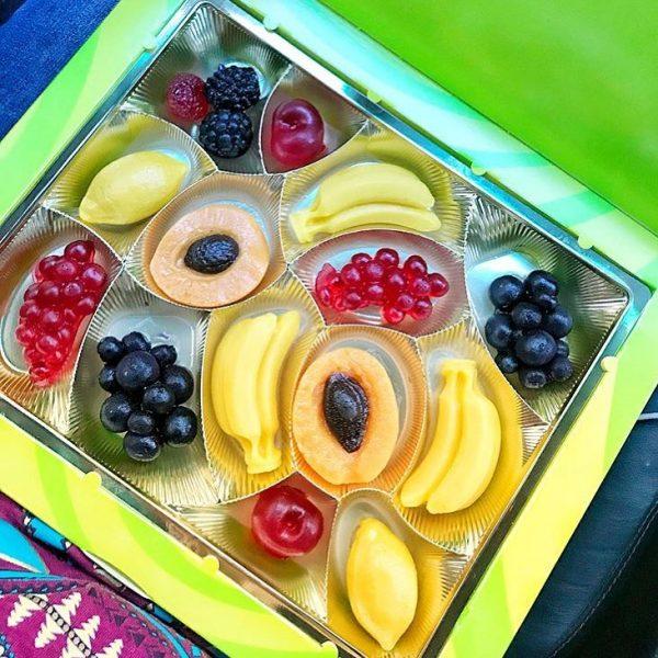 фруктовый мармелад Joyfield NL