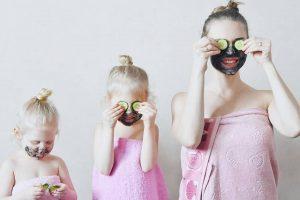 Угольная маска для лица Be Loved