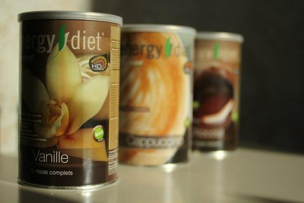 Energy Diet Smart Ваниль-карамель