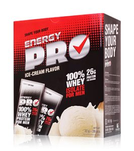 Energy Pro protein Icecream