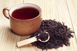 черный чай ( black tea)