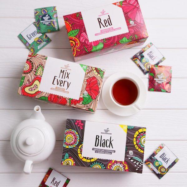 Enerwood чай от NL International