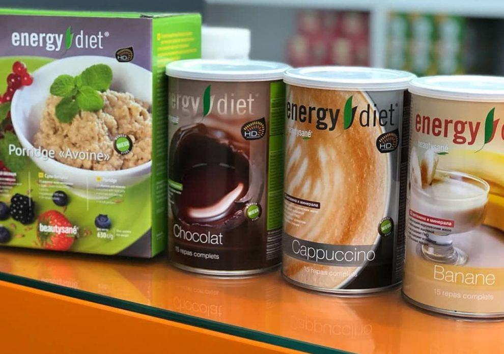 Отзывы Энерджи Диет. Energy Diet NL International - отзывы