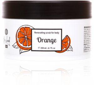 апельсиновый скраб NL