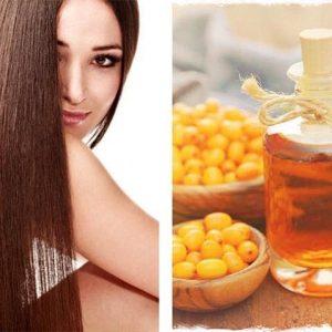 облепиховое масло для волос