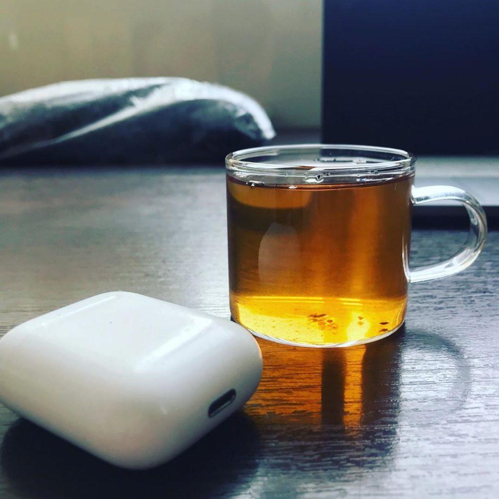 напитки при похудении - зеленый чай