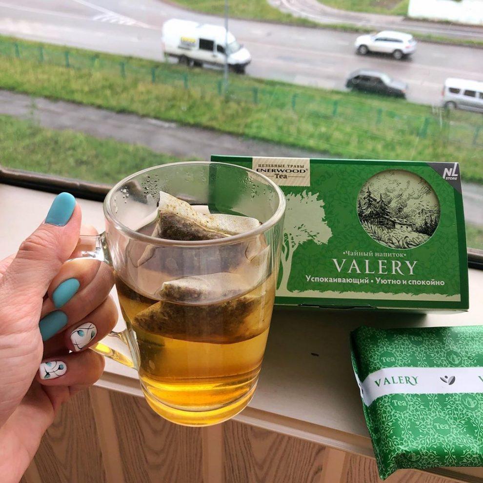 успокаивающий чай для сна из трав
