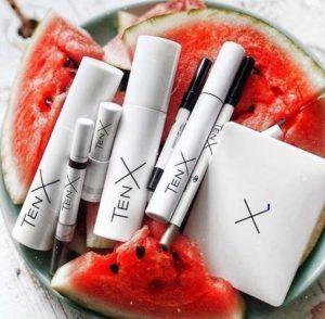 декоративная косметика tenx