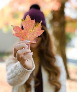 уход ха кожей осенью