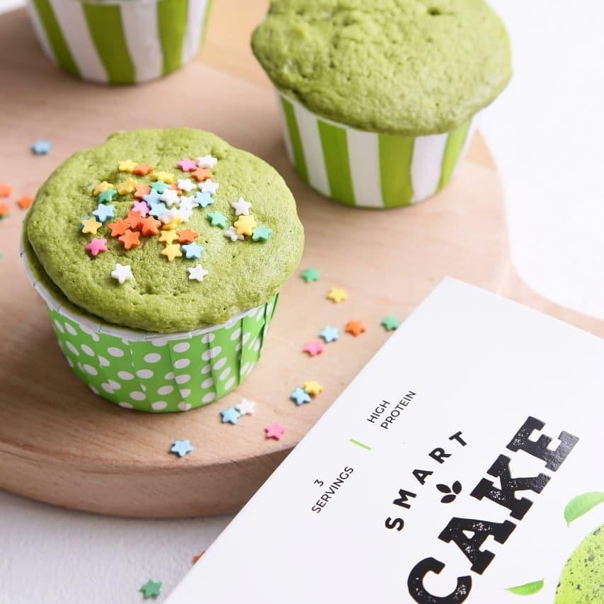 протеиновый кекс smart cake