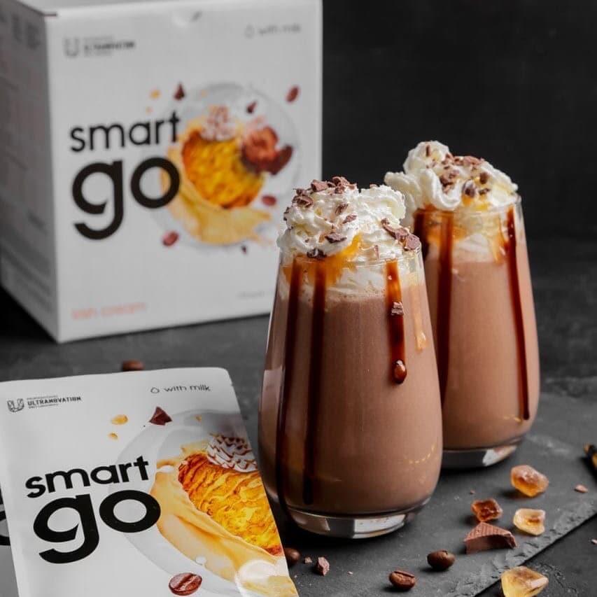 коктейли smart go отличие от ed smart