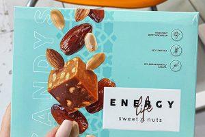 фруктовые конфеты без сахара NL