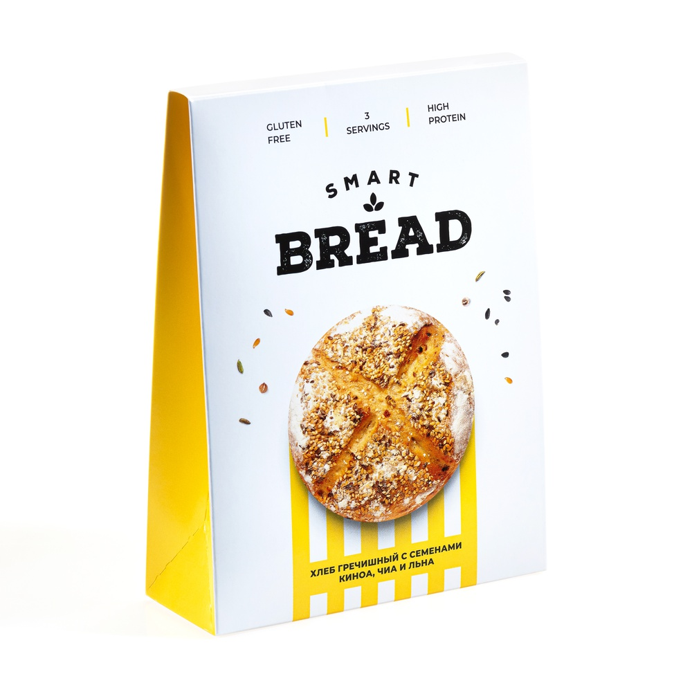 Smart Bread протеиновый умный хлеб от NL International